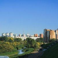 Река в городе :: Son Eun Kuyol