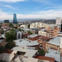 крыши Тбилиси :: Лидия кутузова