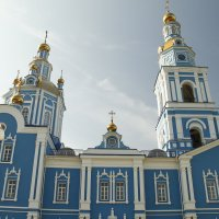 Церковь в Ульяновске :: esadesign Егерев
