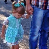 Маленькая балерина :: Нина Корешкова