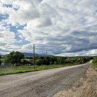 дорога в облака :: Tatyana Belova
