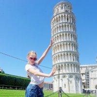 До поездки в Пизу можно много раз говорить, что не будешь делать такой снимок... :: Павел Сущёнок