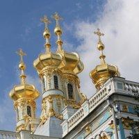 екатериненский дворец :: анастасия артемьева