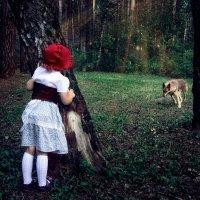 Приключения Красной Шапочки :: Нина