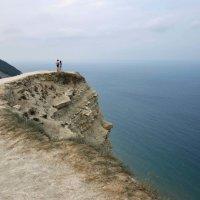Над бескрайним морем :: Александр (Алчи) Шерстнёв