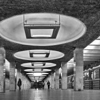 Станция Орехово :: Анастасия Смирнова