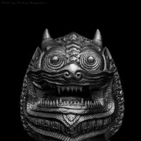Камбоджийская статуя :: Дмитрий Малышев