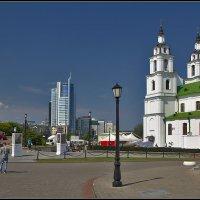 прогулки по Минску :: Дмитрий Анцыферов