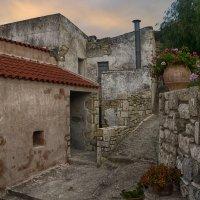 Монастырь Палианис, Крит :: Priv Arter