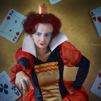 Красная королева :: Ксения