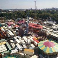 Парк развлечений в Мюнхене :: Александр Скамо