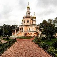 Храм Бориса и Глеба( Зюзино) :: AristovArt