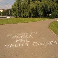 Чьё-то откровение )) :: Оксана Кошелева