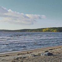 Сентябрьское Белое море. :: Марина Никулина