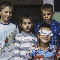 Банда :: NikitaLvovich Dubinskii