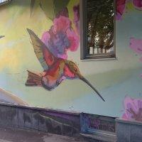 А вот и птички. :: Galina194701