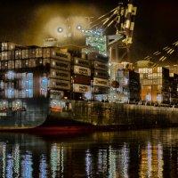 Container ship :: Константин Сытник