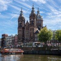 Собор святого Николая в Амстердаме :: Witalij Loewin