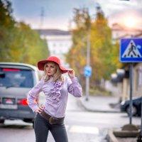 Прогулка по улицам маленького города :: Елена Тарасевич (Бардонова)