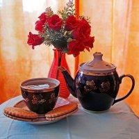 Приятного чаепития :: Alexander