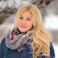 Девушка-Зима :: Elena