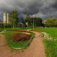 Чем дышало небо? :: Андрей Лукьянов