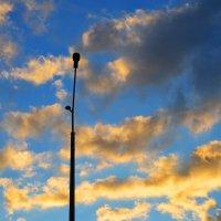Небесные декорации, или В ожидании исполнения :: Полина Потапова