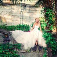 Сбежавшая невеста :: Елена Инютина