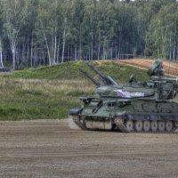 «Шилка» - зенитная самоходная артиллерийская установка :: Владимир