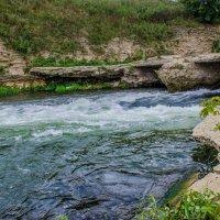 плотина заброшенной ГЭС... :: Алексей Бортновский