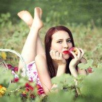Яблочный спас :: Оксана Зволинская