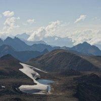 перевал озерный :: Олег Никитин