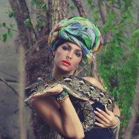 Африканка :: Ирина