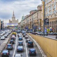 Москва. :: В и т а л и й .... Л а б з о'в