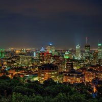 Downtown Montreal, Quebec :: Alex Kulnevsky