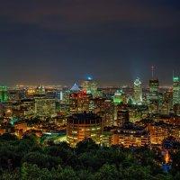 Downtown Montreal, Quebec :: Alex Kulnevsky