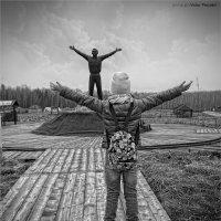 Лететь!!... :: Виктор Перякин