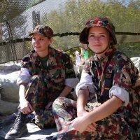 На военно-историческом фестивале -5 :: Андрей Козлов