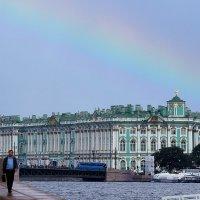Радуга над Невой :: Ирина Шурлапова