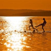 На Озере :: Дмитрий Петренко