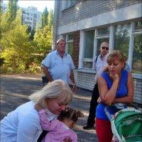 С бабушкой и мамой :: Нина Корешкова
