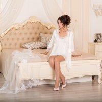 утро невесты :: Кристина Волкова(Загальцева)