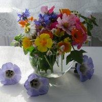 весенне -летне-осенний букетик :) :: Mariya laimite