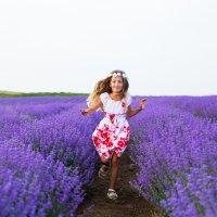 Детство - время полетов :: Мария Корнилова