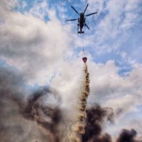 Fire fighters… :: Roman Mordashev
