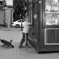 хочу учиться :: Алексей Неустроев