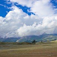 Укрылись горы облаками :: val-isaew2010 Валерий Исаев