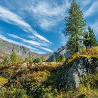 Горы в сентябре :: Андрей Поляков