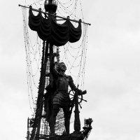 Памятник Петру (фрагмент) :: Арина Дмитриева