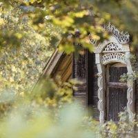 Старый дом.... :: Катерина Чичина